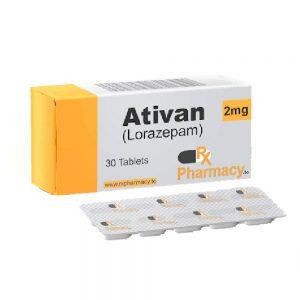 Buy Ativan Pills Online, Buy Lorazepam Pills Online