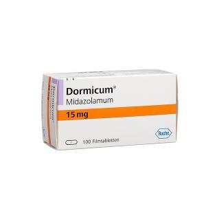 Buy Midazolam pills online, buy dormicum tablets online