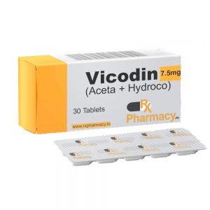 Buy Vicodin Tablets Online, Buy Acetamenophen+Hydrocodone Online