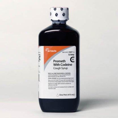Promethazine Codeine Syrup